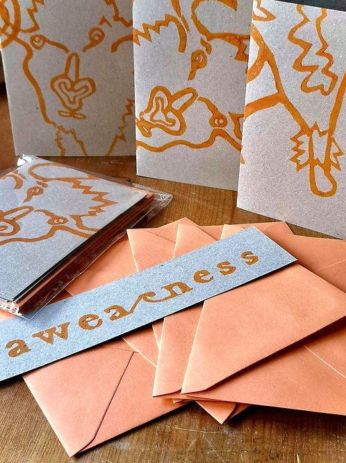 Card Pack of 5