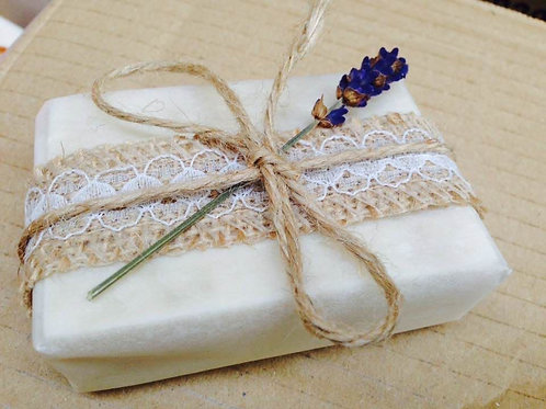 Goats milk and Lavender Soap