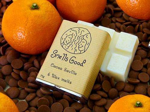Cocoa Seville Wax Melt