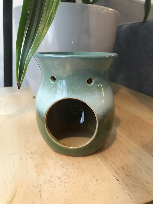 Eucalyptus Ceramic Wax Melter/Oil Burner