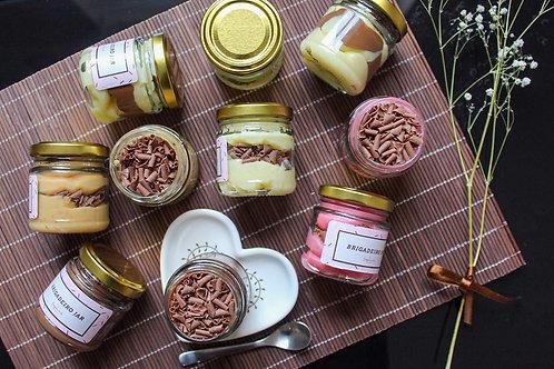 Brigadeiro Jar