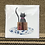 Thumbnail: 'Cat in a Box' Greetings Card
