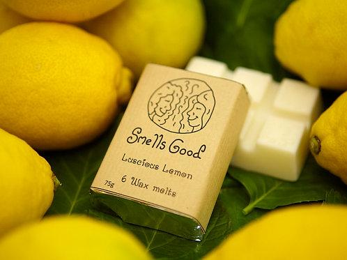 Luscious Lemon Wax Melt