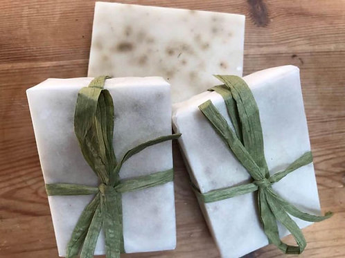 Goats Milk and Sage Soap