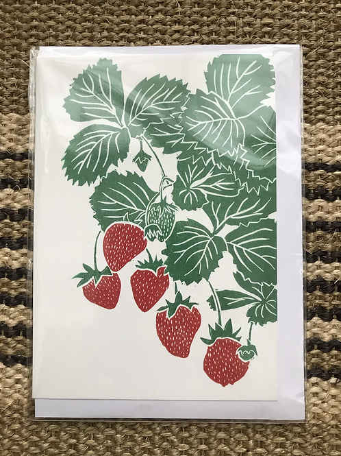 'Strawbs' Greetings Cards