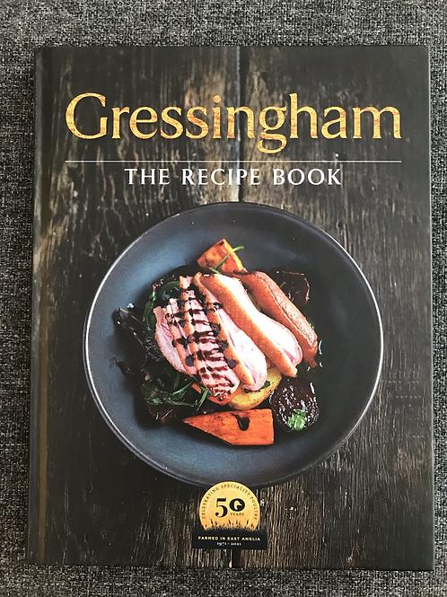 Gressingham- The Recipe Book