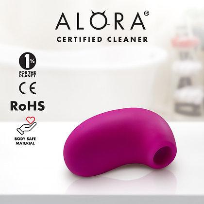 Clitoris Suction Vibrator for Women: 5 Oral Pleasure Modes. Waterpoof Silicone