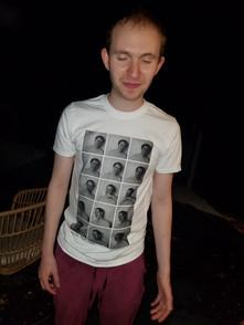 Grid T Shirt