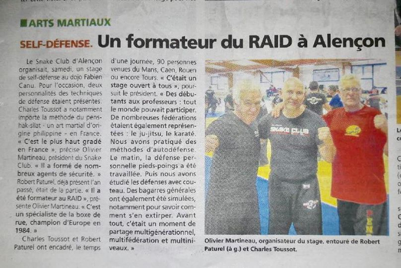 Ouest France 61