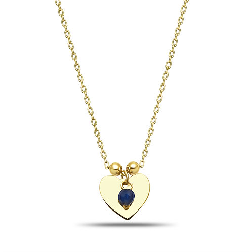 Altın Kolye - Mavi Aşk