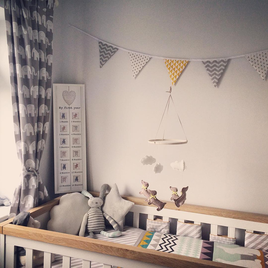 Top tips for designing a gender-neutral nursery