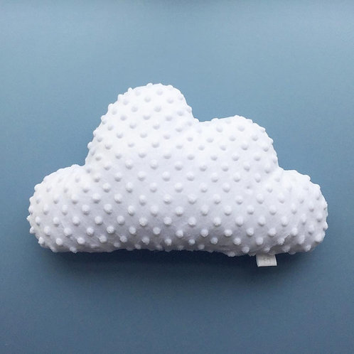 White cloud cushion- large