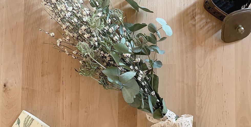 Little dryed bouquet