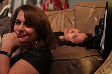 Inez Woods & Gloria Estrada 2