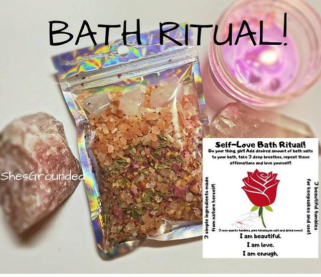 SELF-LOVE BATH RITUAL