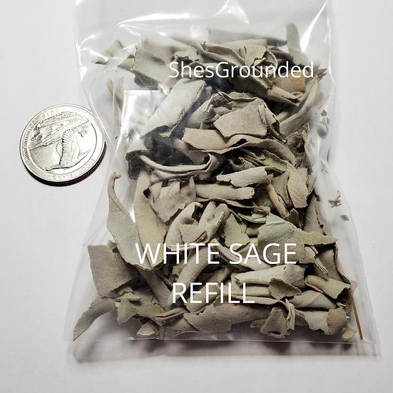 WHITE SAGE LEAF REFILL