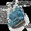 Thumbnail: Blue Apatite Wire Wrap Necklace