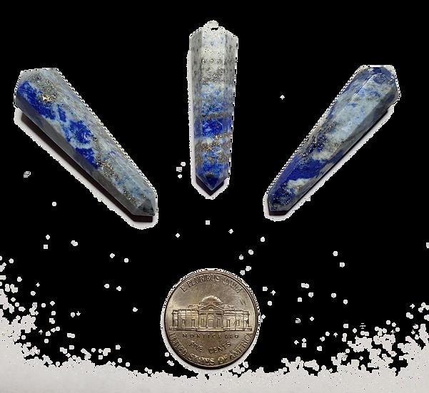 Lapis Lazuli Double Terminated Point