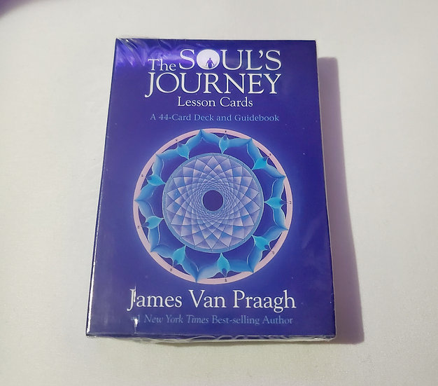 A Soul's Journey   Lesson Cards   Oracle Cards