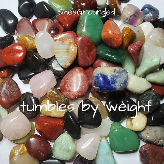 Mixed Natural Tumbles by Weight