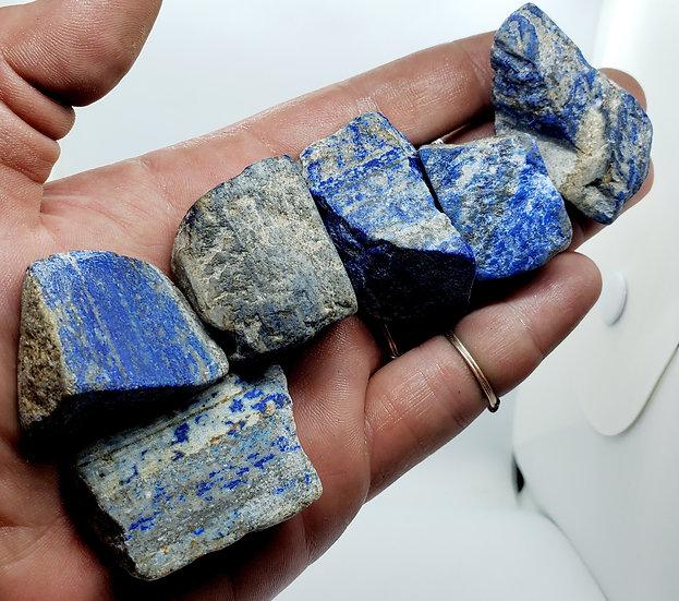 Rough Lapis Lazuli | Raw Lapis Lazuli | Throat Chakra