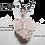 Thumbnail: Rose Quartz Wire Wrap Necklace