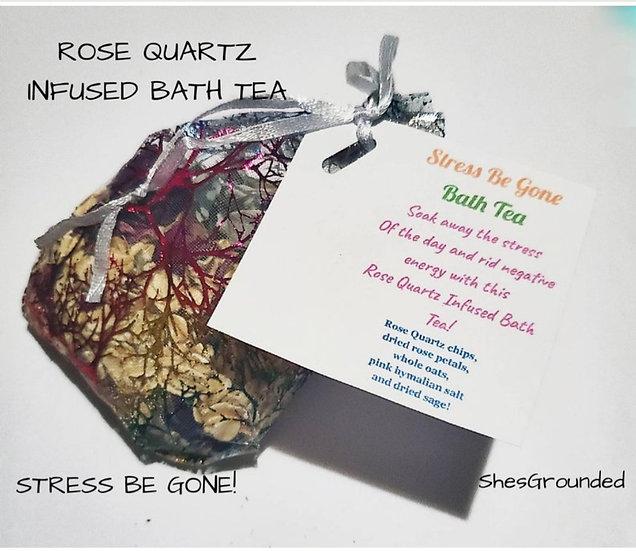 STRESS BE GONE BATH TEA