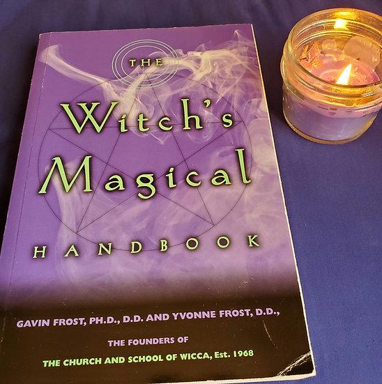 Witch's Magical Handbook