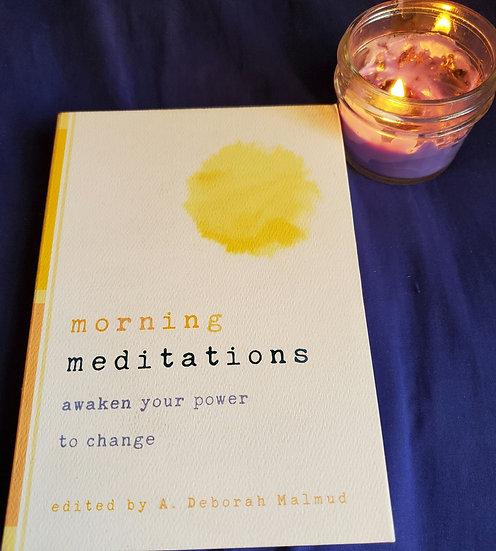 Morning Meditations
