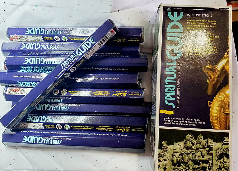 Spiritual Guide Incense Sticks