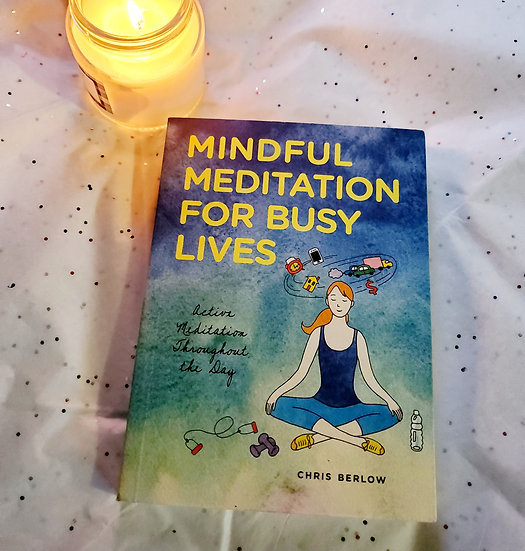 Meditation and Mindfullness for Busy Lives