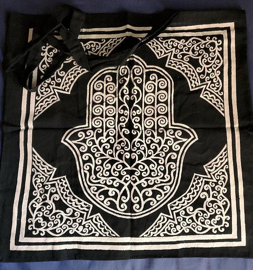 Thin Clothe Tote Bag XL Hamza