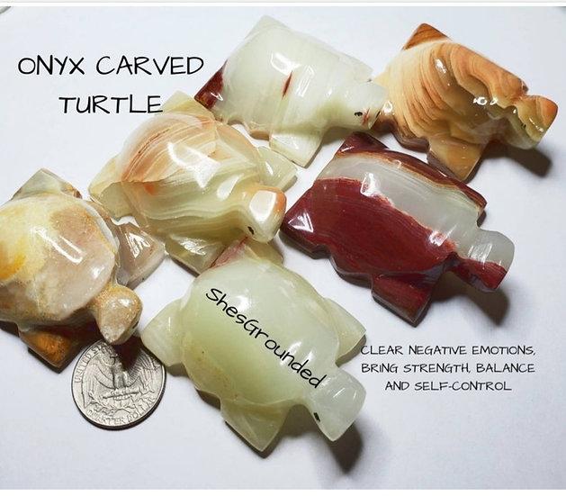 Onyx Turtle