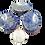 Thumbnail: Lapis Lazuli Worry Stone