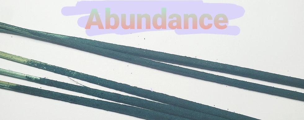 5 pc abundance incense
