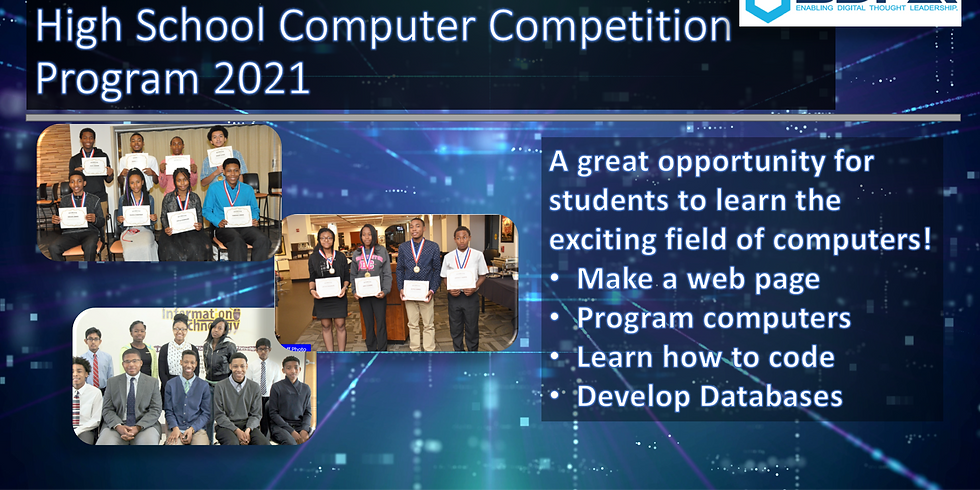 High School Computer Competition (HSCC) - BDPA Milwaukee