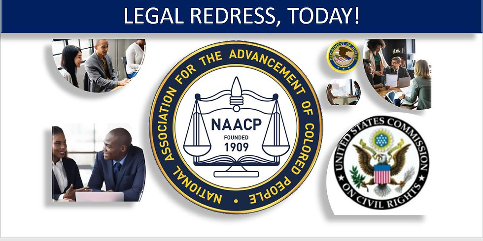 Branch Legal Redress Committee Training (March 15th & March 16th)