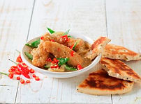 Vegan Battered Prawn Style Pieces Foto.j