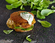 Vegan Chicken Style Burger Foto.jpg