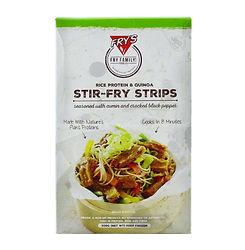 Vegan Rice Protein Quinoa Stir-Fry Strip