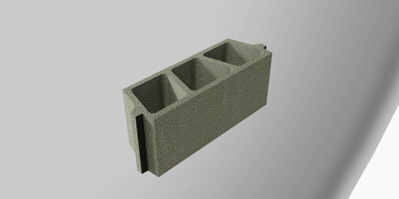 Hollow Block 4