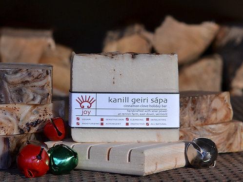 Kanill Geiri Sapa - Cinnamon & Clove Holiday Bar