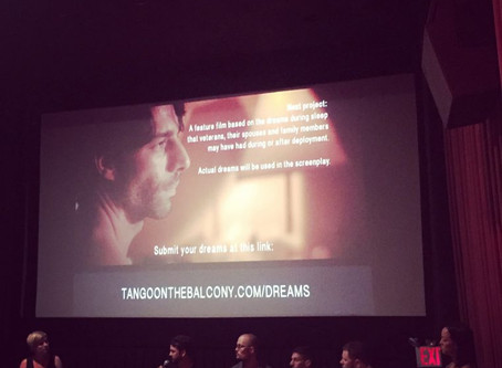 ARTICLE: NY Screening for Cast, Crew, Funders
