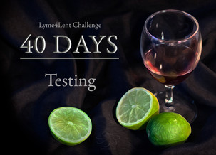 40 DAYS: Of Testing - Faith (Part One)