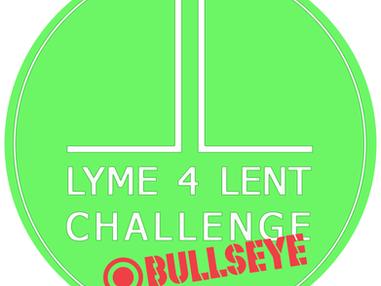 Lyme4Lent Bullseye: The Easy Version