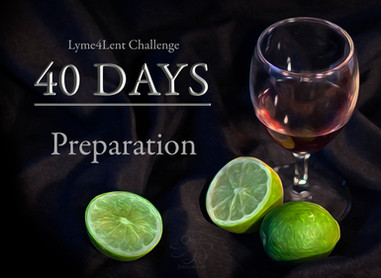 40 DAYS: Of Preparation