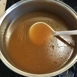 PIGGYBACK: Bone Broth and Vegetable Soup
