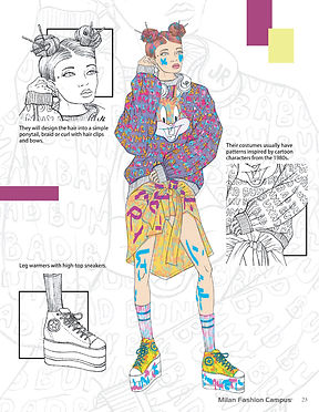 Fashion Drawing Books
