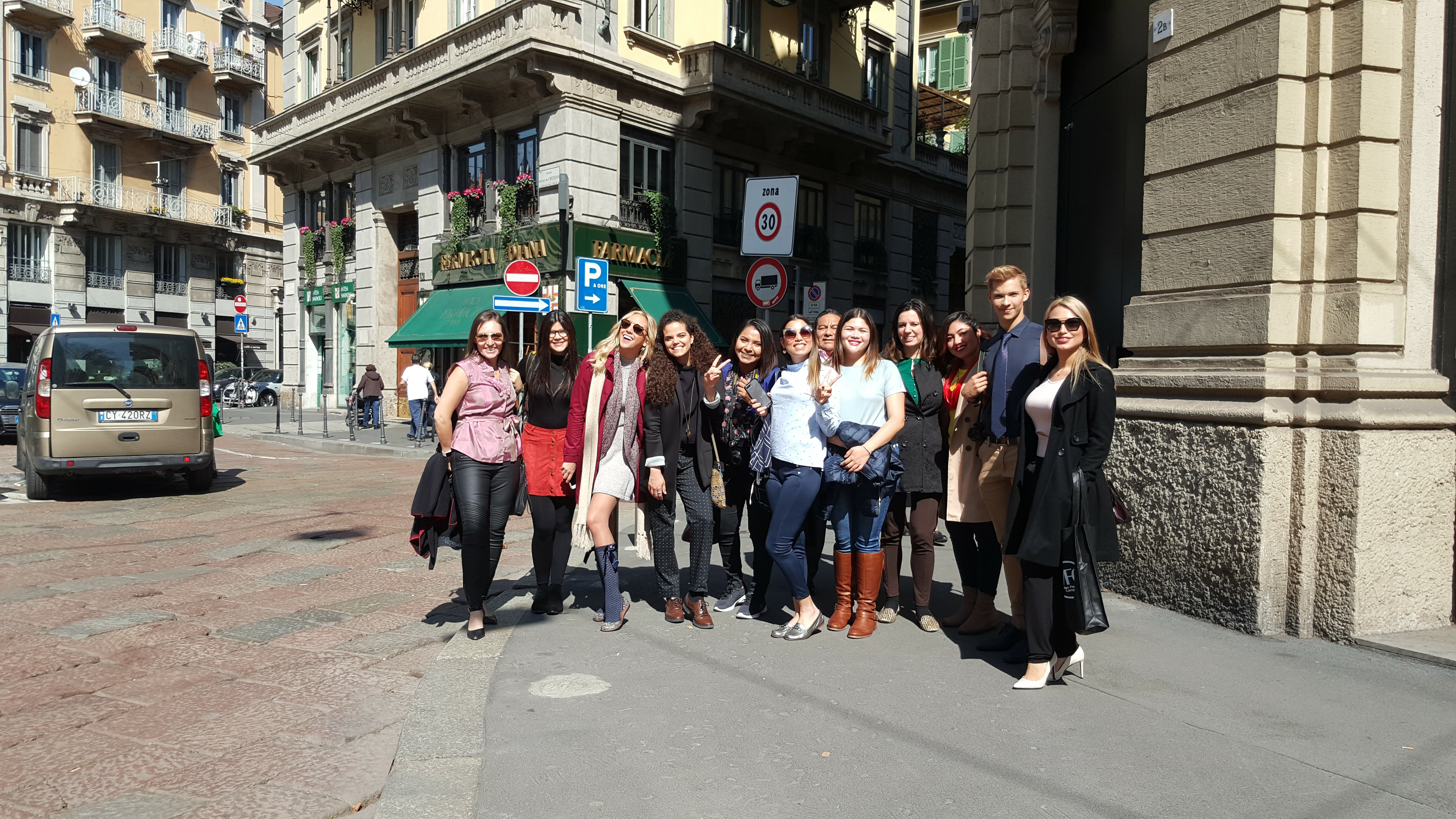 Study Trips in Italy