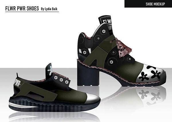 disegno scarpe